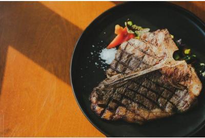 T-Bone-Steak richtig gegrillt