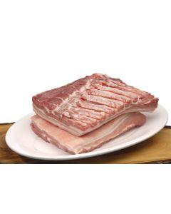 Schweinebauch – ohne Knochen