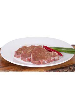 Grill-Halssteak / Nackensteak – Hauswürzung
