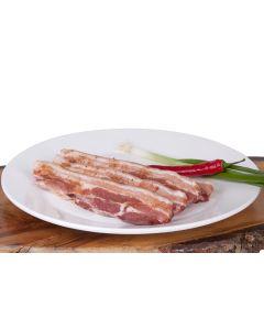 Grill-Bauchscheibe – Hauswürzung