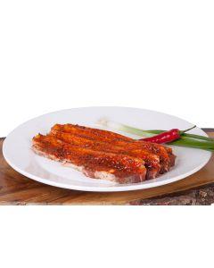 Grill-Bauchscheibe – BBQ