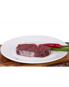 Rinderlendensteak – mariniert