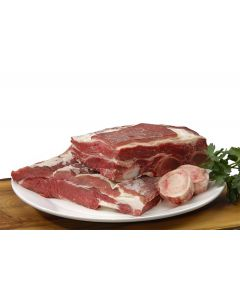 Suppenfleisch Bauch oder Zwerchrippe