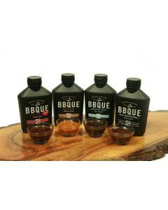 BBQUE – Original 4-er-Packung