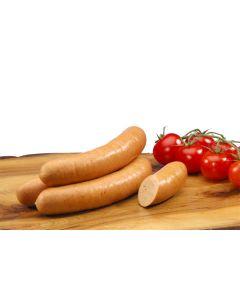 Currywürste – Bockwürste ( ca. 4 Stück)
