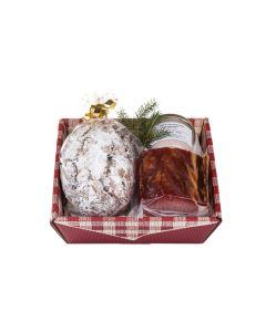 Weihnachtskorb-Advent – mit Korb