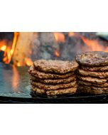 Burger Patties – vorgebraten