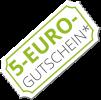 Coupon mit 5-Euro-Gutschein